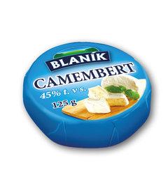 Blaník Camembert plísňový sýr