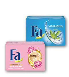 Fa mýdlo Pink Jasmine, Vitalizing
