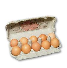 Čerstvá vejce velikost L