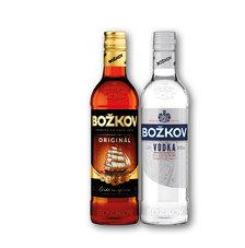 Božkov Originál 37,5%, Vodka 37,5%