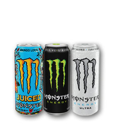 Monster Energy, Ultra Zero, Mango Loco