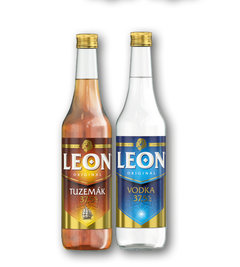 Leon Vodka 37,5%, Tuzemák 37,5%