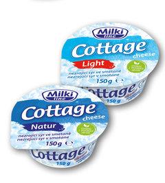 Cottage Milki line 6%, line light