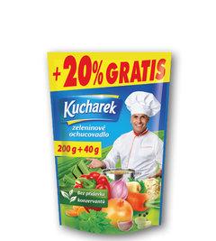Kuchárek + 20% zdarma