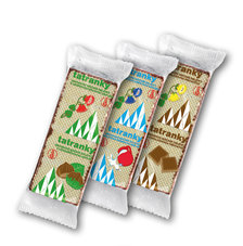 Tatranky lískooříškové, mléčné, čokoládové