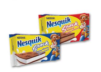 Nesquik Snack kakaový, mléčný