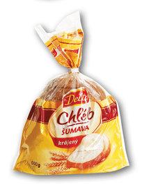 Chléb Šumava krájený