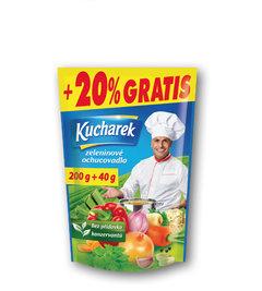 Kuchárek +20% Zdarma