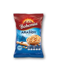 Bohemia arašídy solené