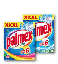 Palmex prášek color box, horská vůně box