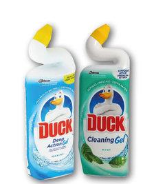 Duck tekutý čistič vůně máty, Mořská vůně
