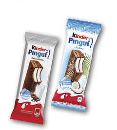 Kinder Pingui, Pingui kokos