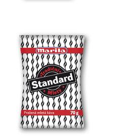 Káva Marila Standard mletá