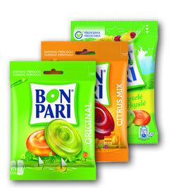 Bon Pari original, citrus MIX, super kyselé
