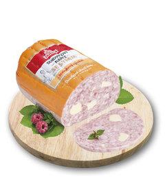 Sendvičový nářez se sýrem