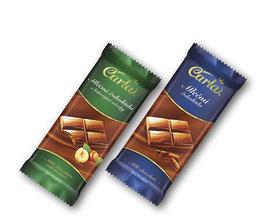 Čokoláda oříšková, Mléčná čokoláda