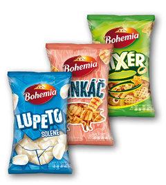Bohemia Lupeto, Šunkáč, Mixér