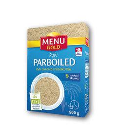 Rýže parboiled varné sáčky