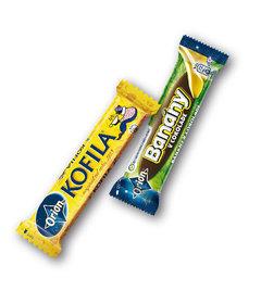 Orion Kofila originál, Banány v čokoládě